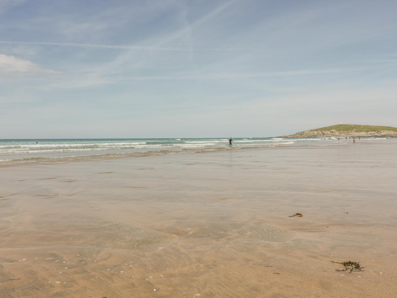 Zinc Fistral Beach