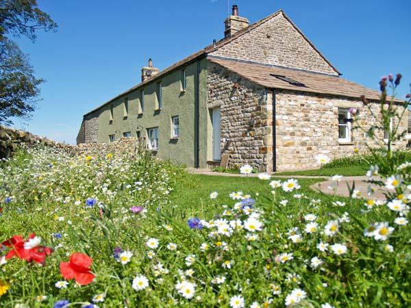 Higher Croasdale Farmhouse