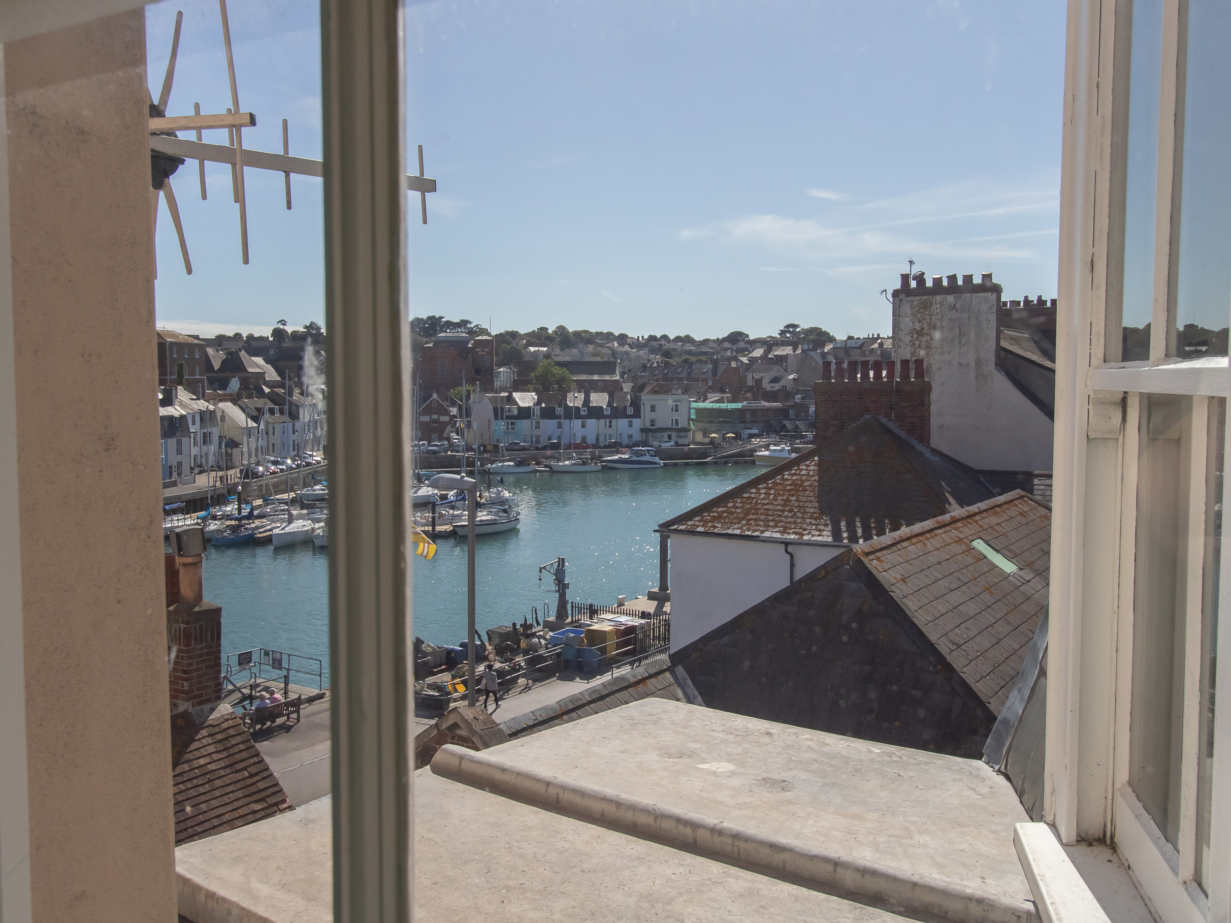Harbour Sands, Weymouth