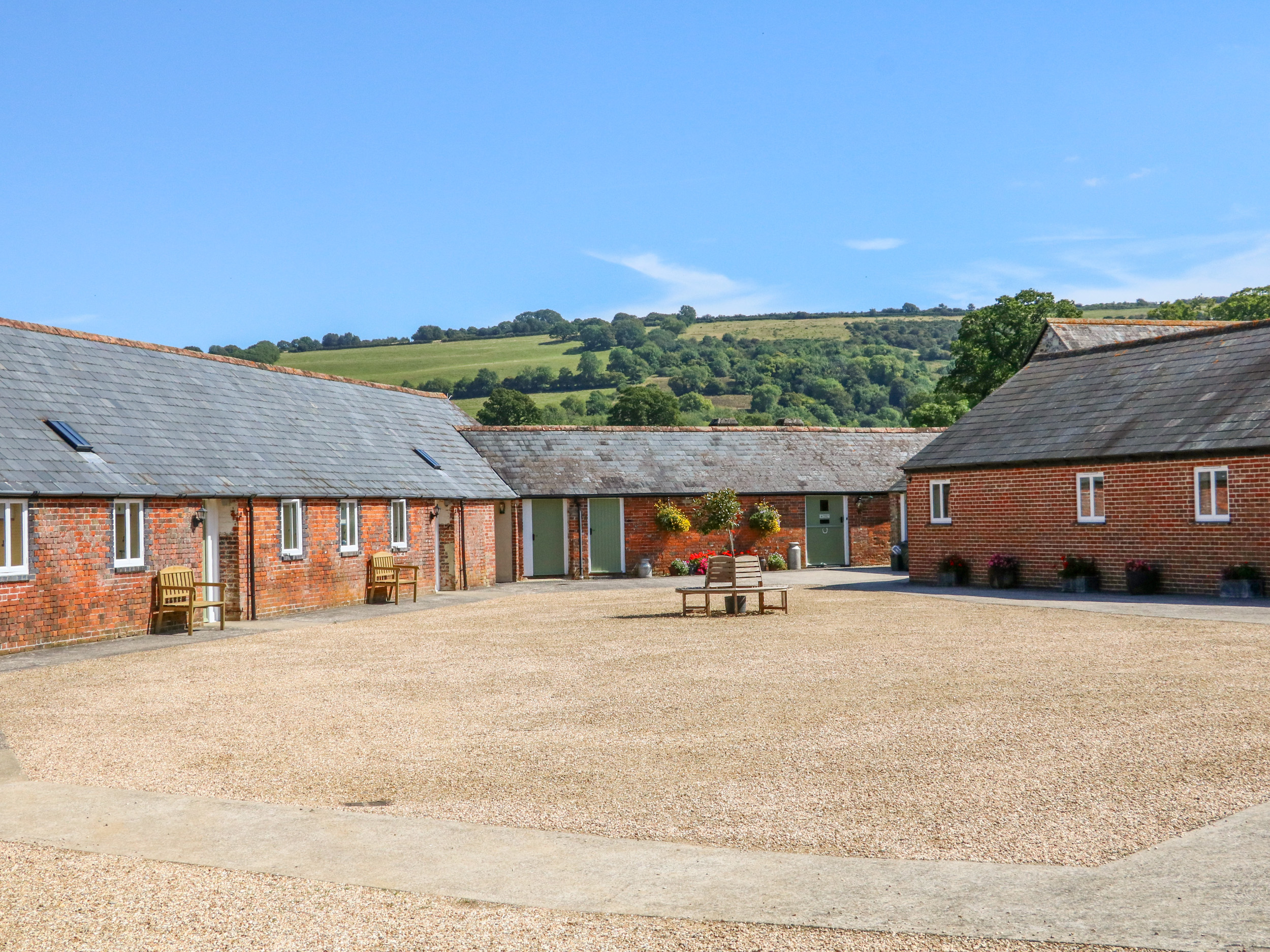 Hardy Cottage, Hazelbury Bryan