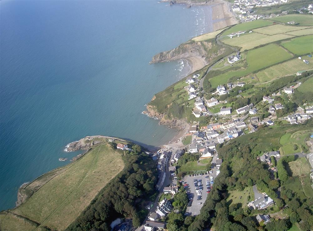 Albert's Cottage, Pembrokeshire and the South