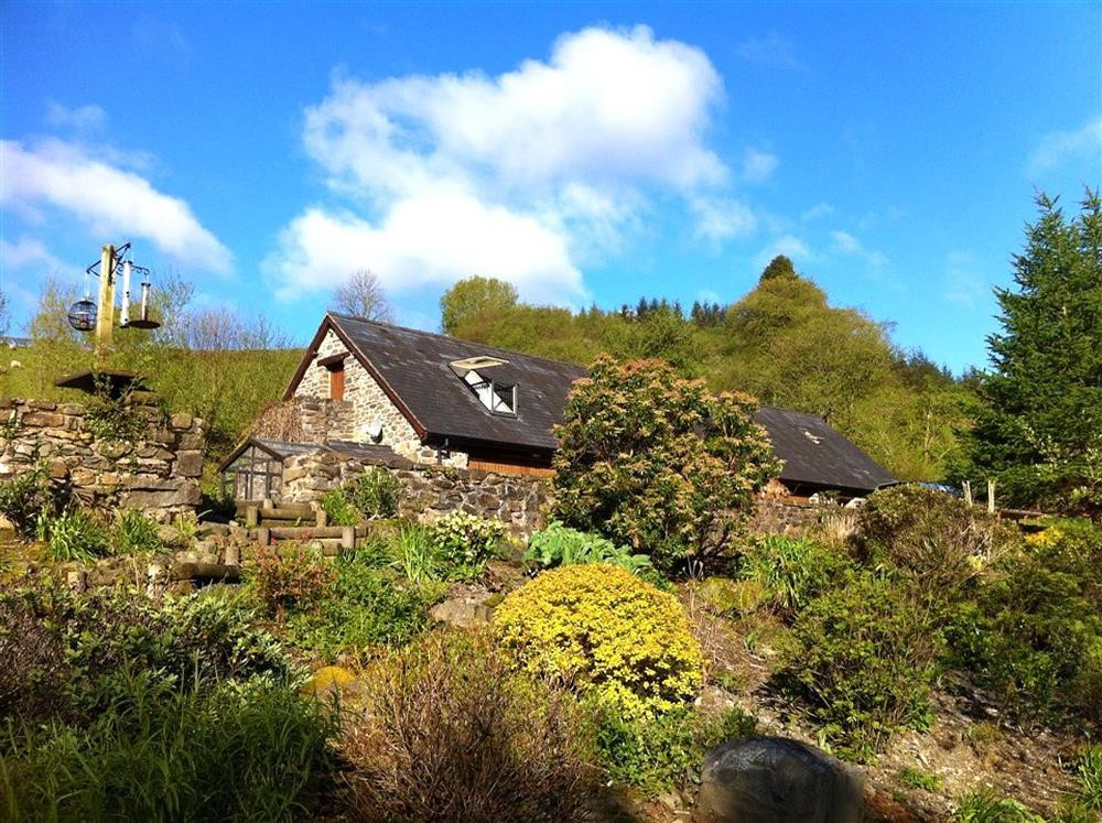 Upper Barn Cottage, Mid Wales