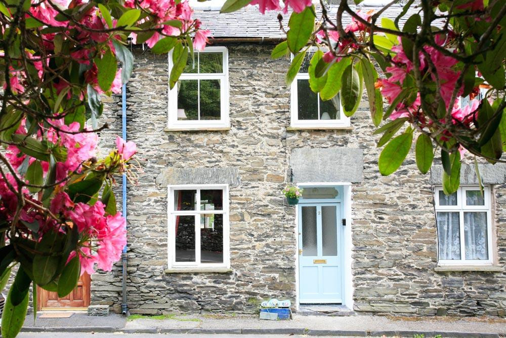 Stone Cottage at Staveley, The Lake District and Cumbria