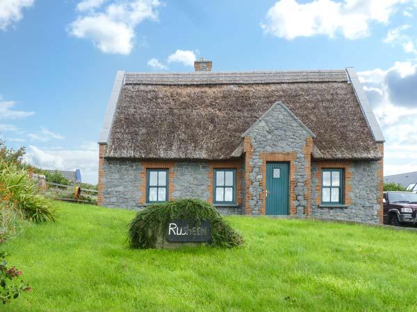 Rusheen Cottage,Ireland