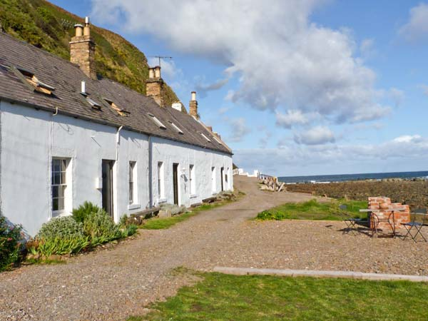 Shoreside Cottage,Eyemouth