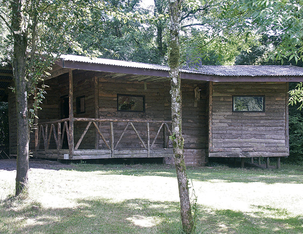 The Log Cabin Image 0