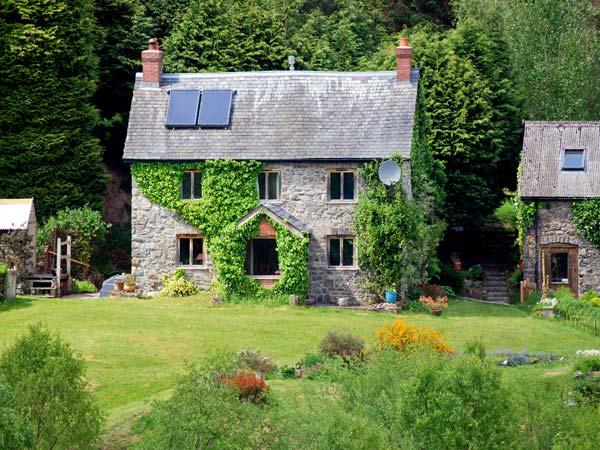 Cwm Bedw Farmhouse,Rhayader