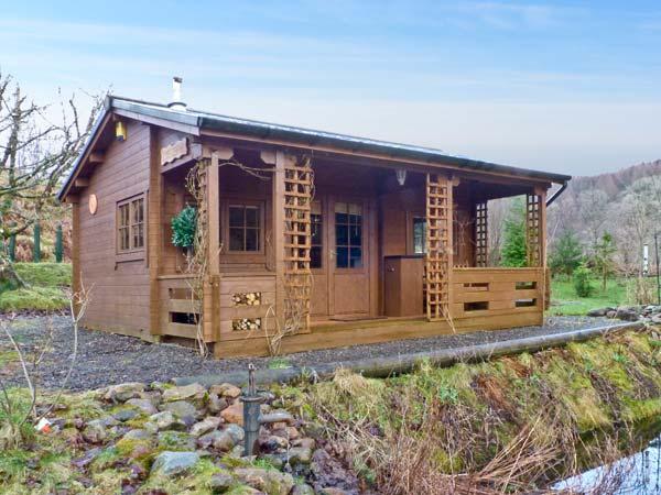 Log Cabin, The,Oban