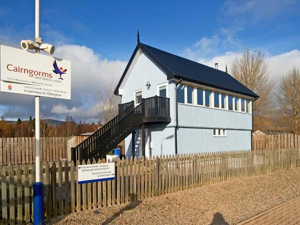 Signal Box,Newtonmore