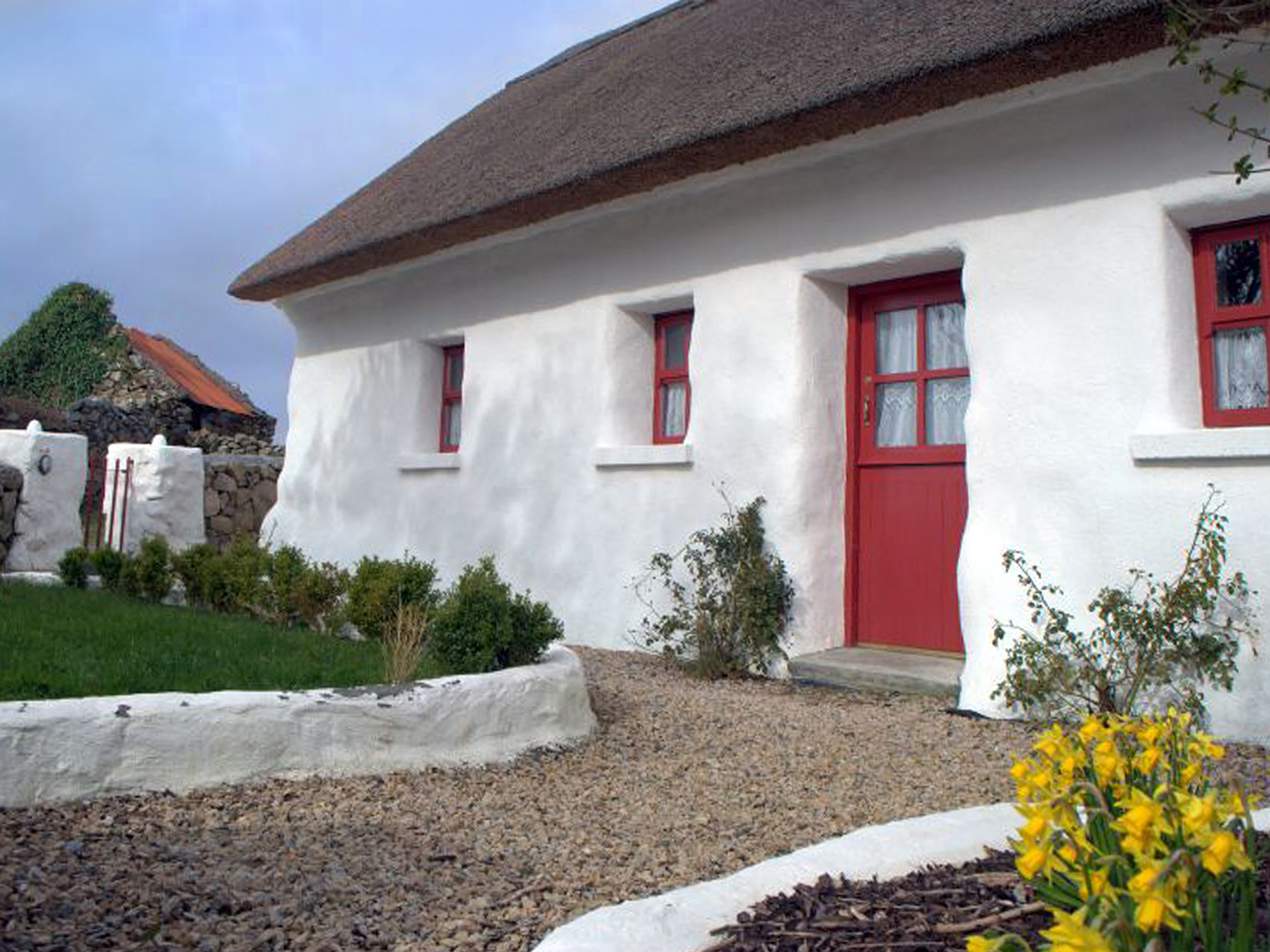 Spiddal Thatch Cottage, County Galway