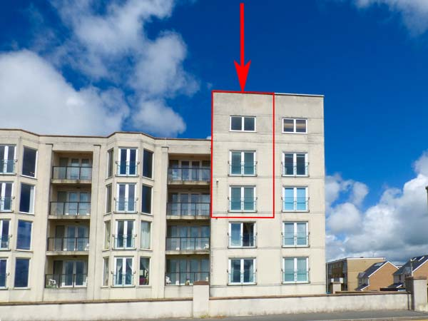 Penthouse-Pwllheli, The,Pwllheli