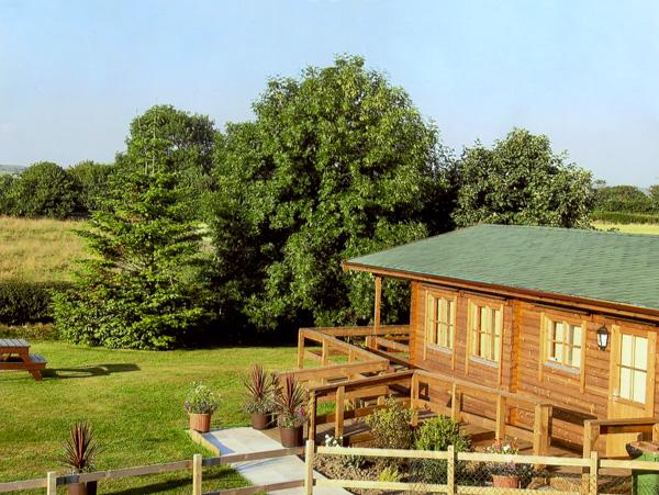Thornlea Log Cabin,Staithes