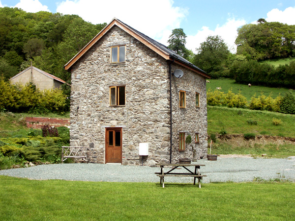 Old Mill, The,Llanfyllin