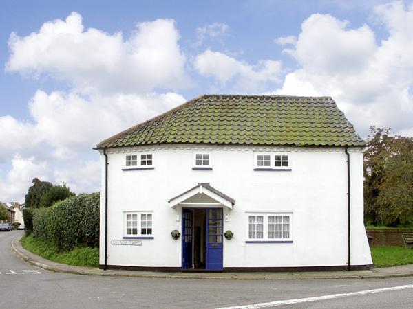 Corner Cottage, Wangford