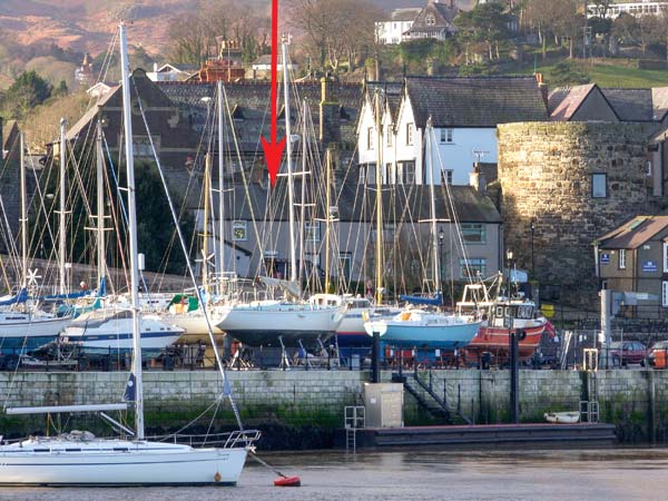 Conwy, North Wales and Snowdonia, Wales