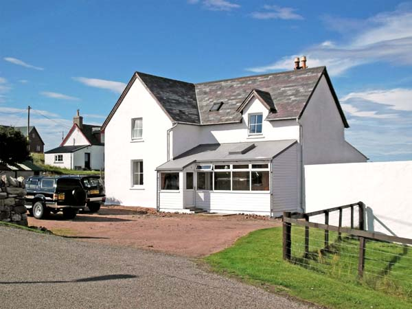 Transvaal House,Durness