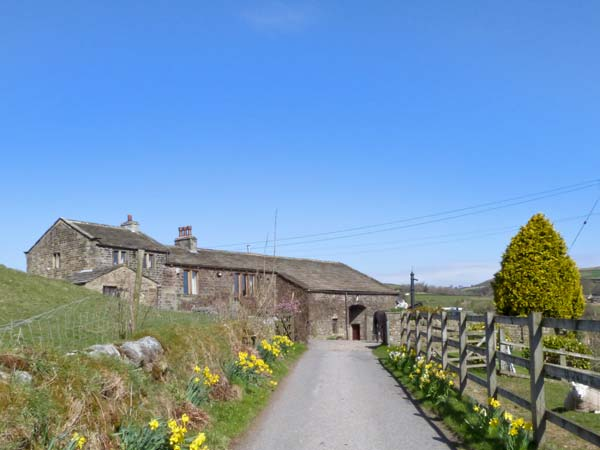 True Well Hall Barn Cottage,Haworth