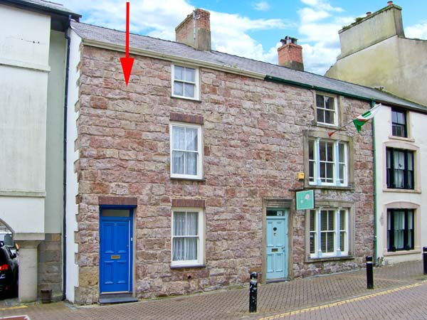 Castle Street Cottage,Caernarfon