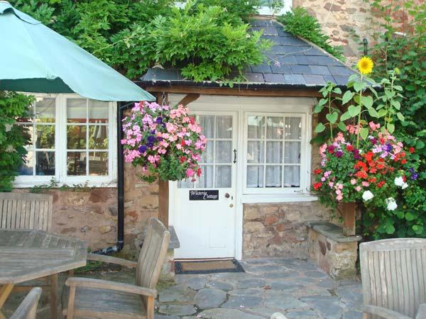 Wisteria Cottage,Minehead