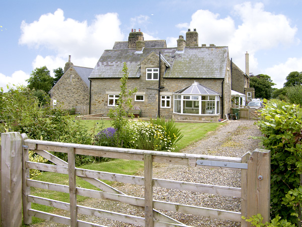 Annexe, Eastfield Hall, The,Amble