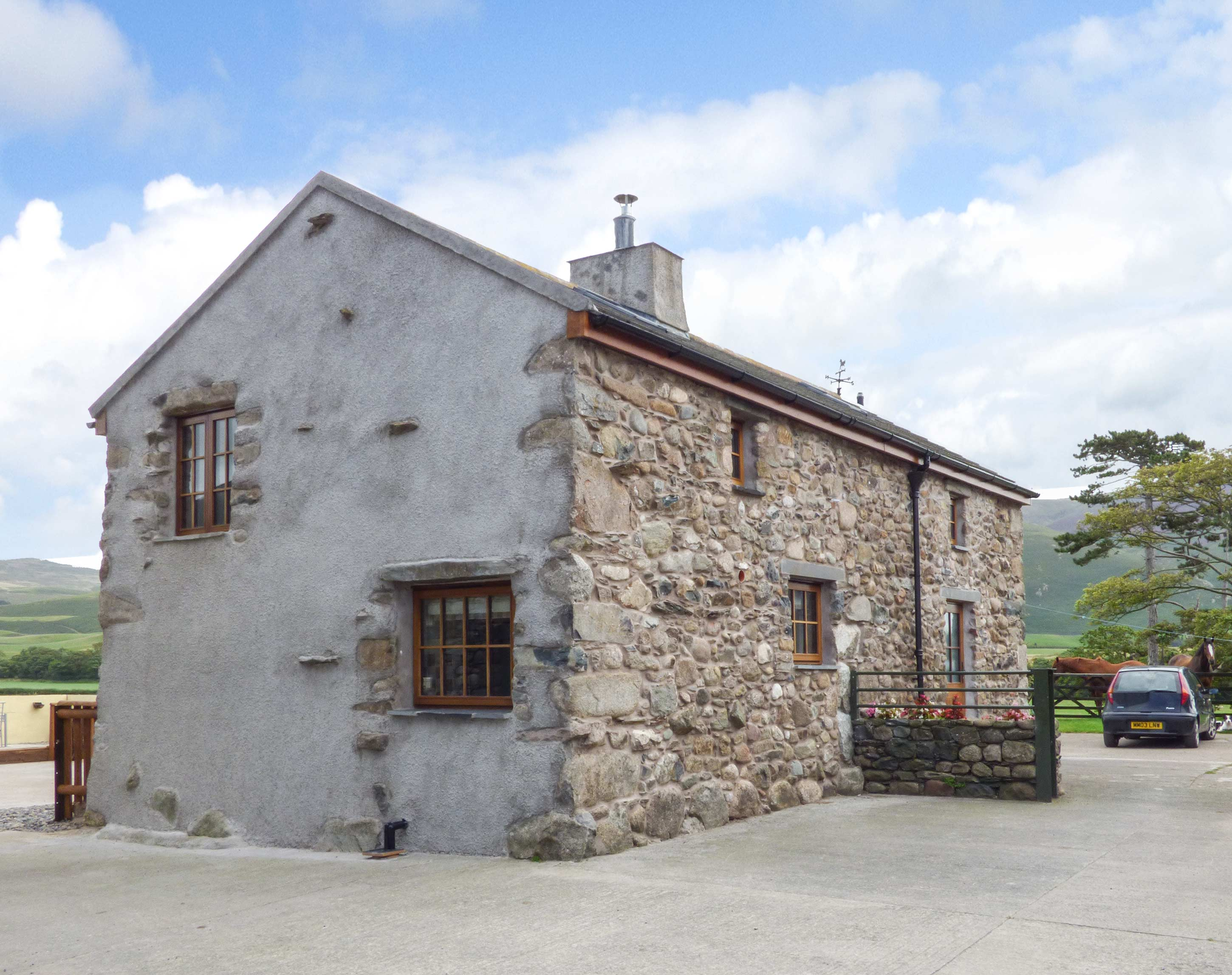 Fell View Cottage,Millom