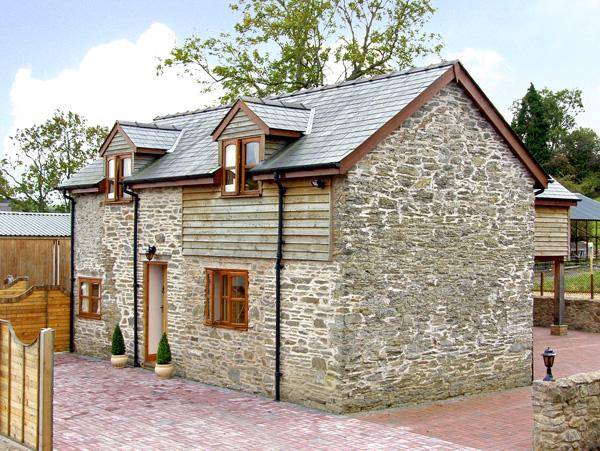 Old Barn, The,Bishop's Castle
