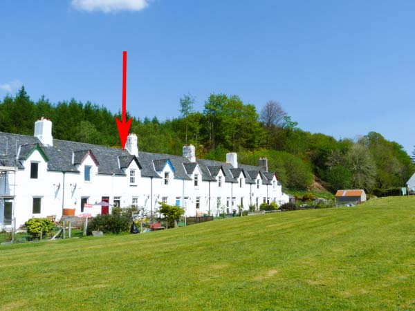 Crinan Canal Cottage,Lochgilphead