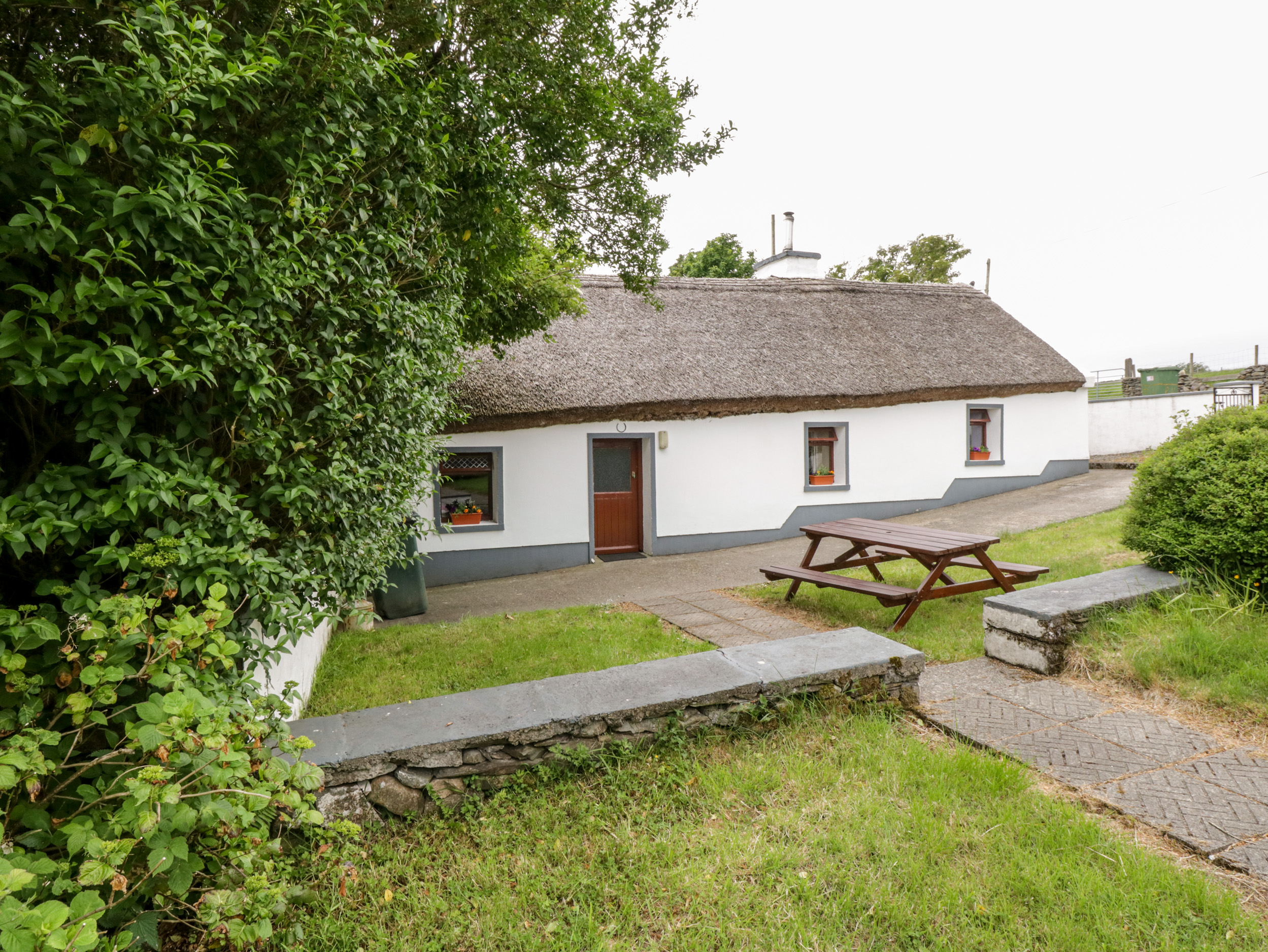 The Thatched Cottage, County Mayo