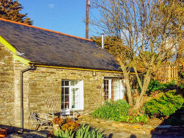 Garden Apartment, The,Tintagel