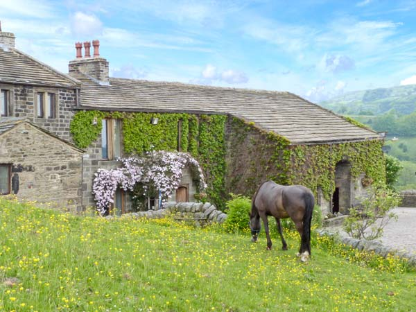 Stable Cottage, The,Haworth