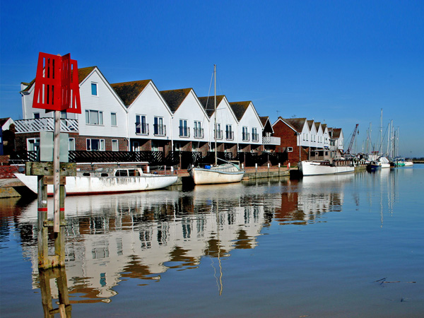 16 The Boathouse,Rye