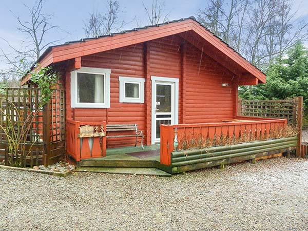 Spruce Lodge,Strathpeffer