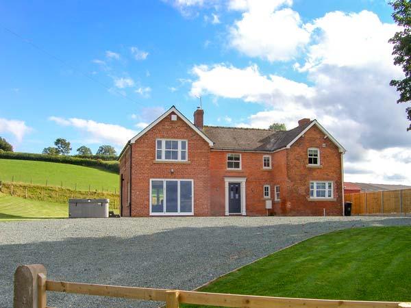 Red House Farm,Llanfair Caereinion
