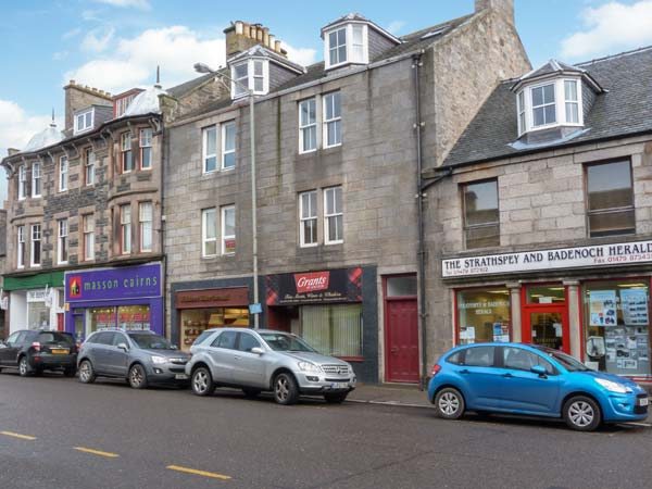 40A High Street,Grantown-on-Spey