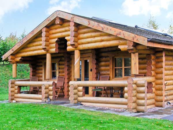 Cedar Log Cabin, Brynallt Country Park,Ellesmere