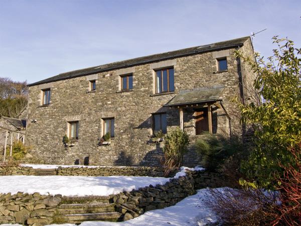 Hollins Farm Barn