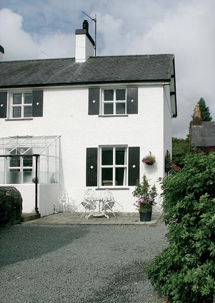 Gardeners Cottage,Criccieth