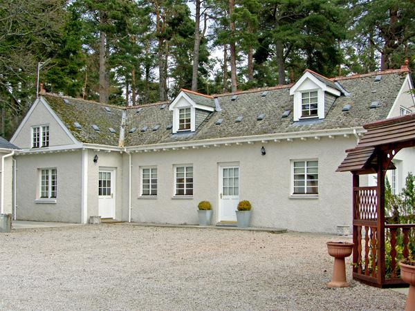 Dunstaffnage Cottage,Grantown-on-Spey