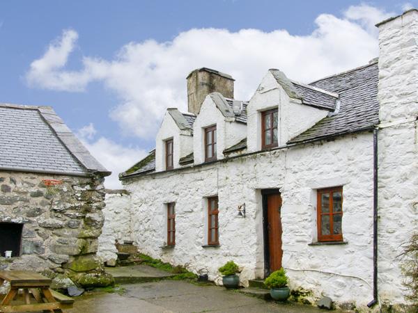 Hen Argoed Cottage,Harlech