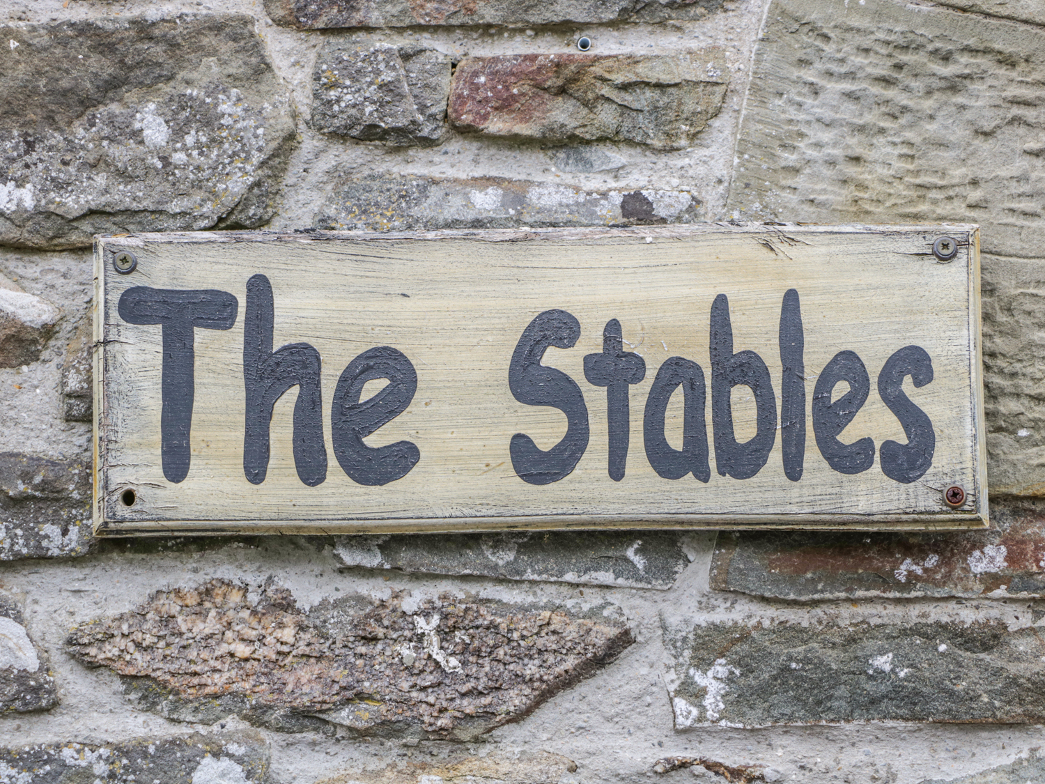 The Stables, Wales
