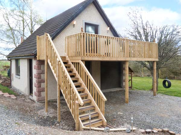 Squirrel Lodge,Nairn