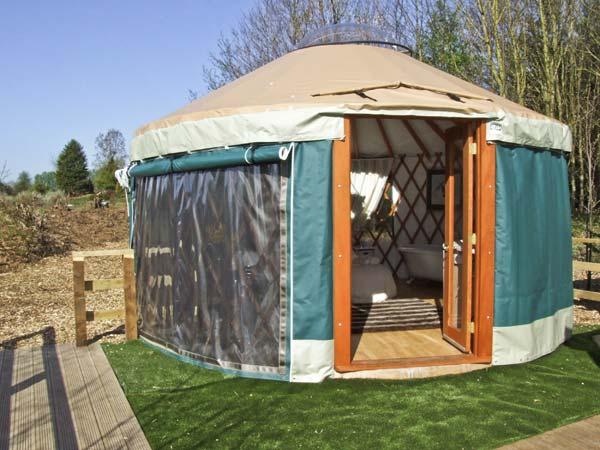 Lakeside Yurt, The,Tewkesbury