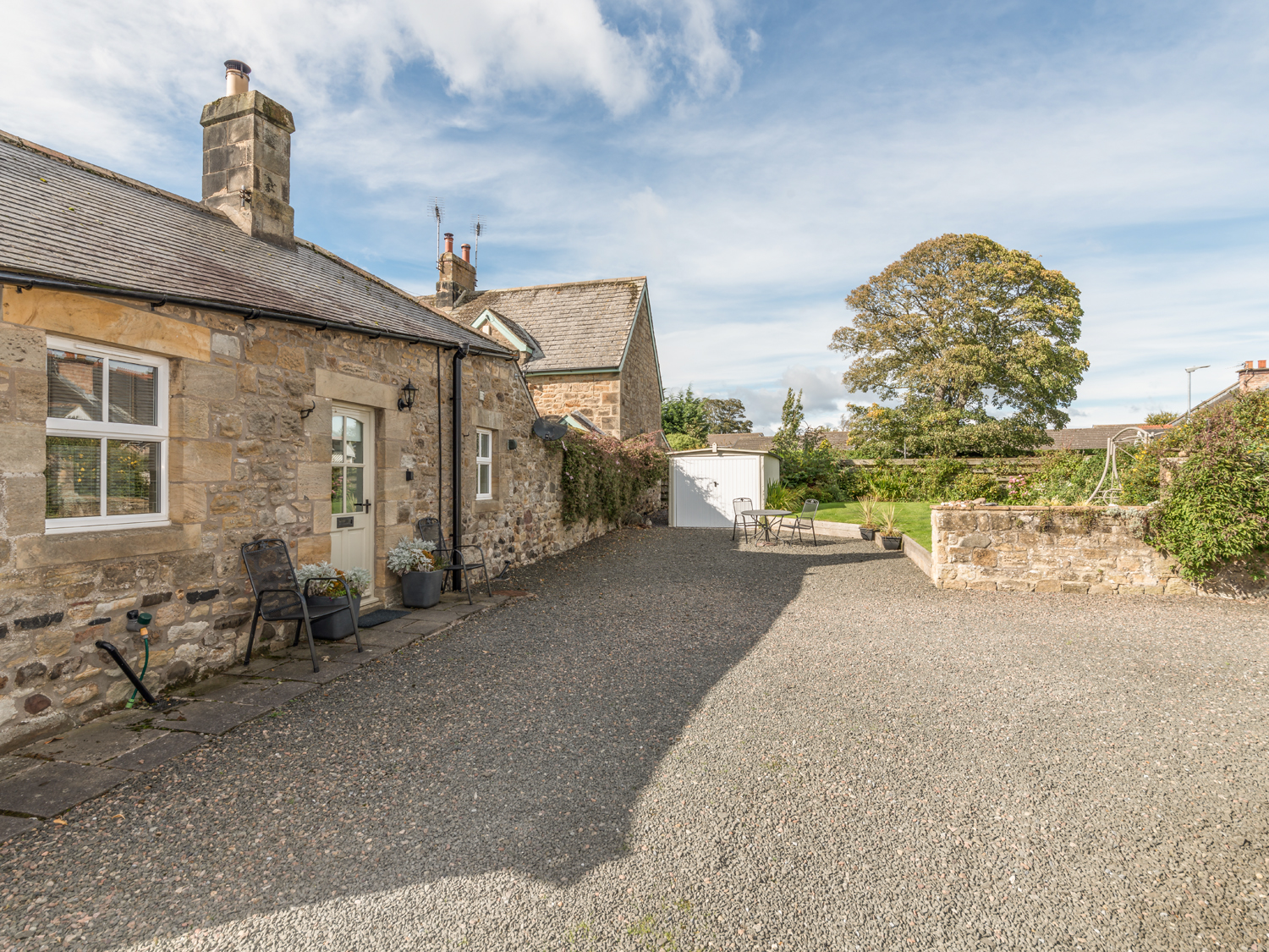 Puffin Cottage, Northumbria