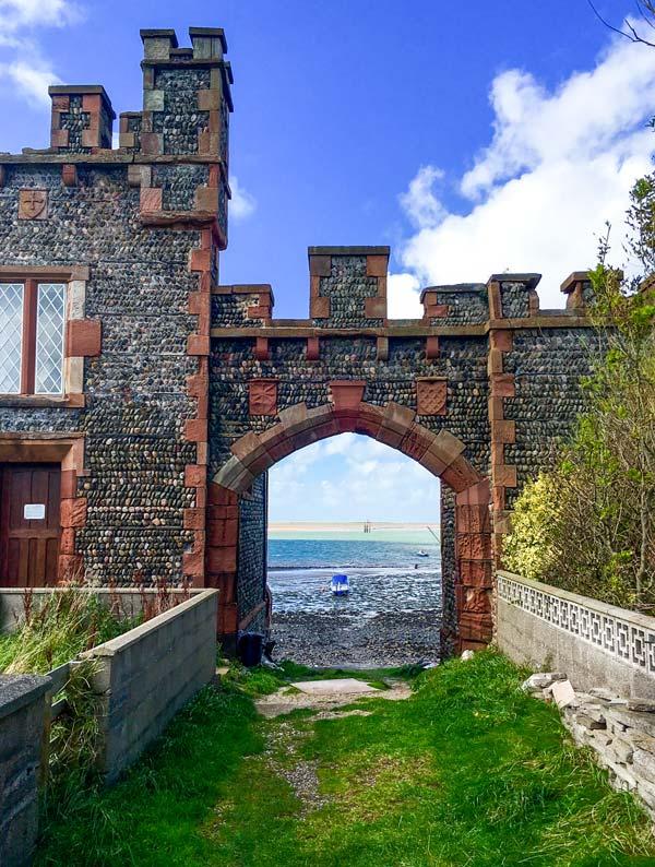 Roa Island House