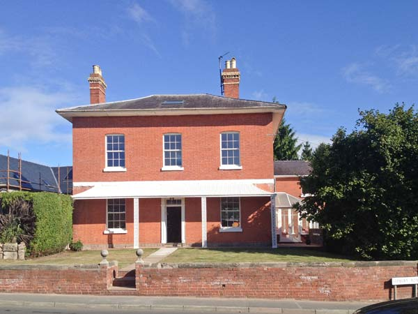 Tupsley House,Hereford