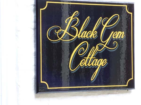 Black Gem Cottage