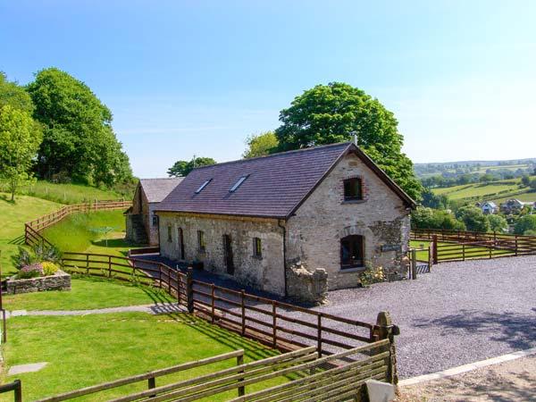 Boffins Barn at Pen Isa Cwm,Mold