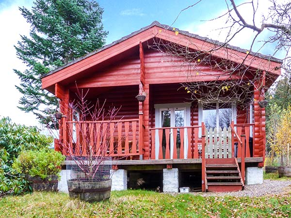 Rowan Lodge,Strathpeffer