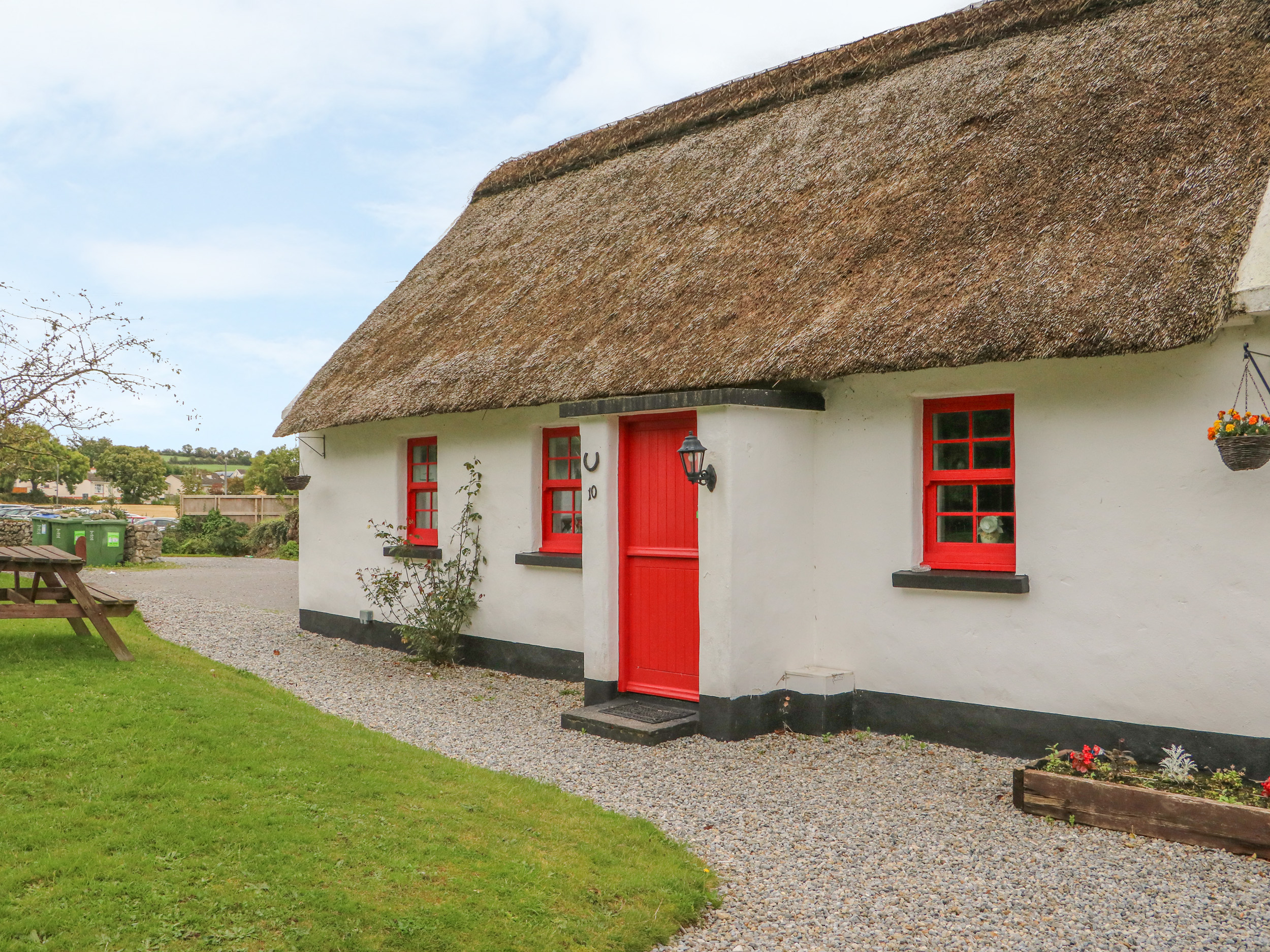 No. 10 Tipperary Thatched Cottages, Ireland