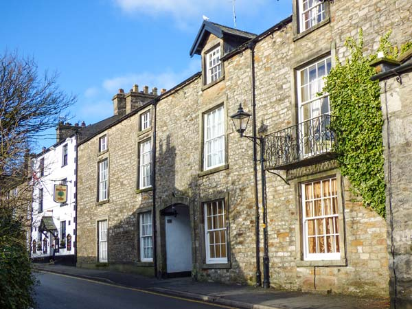 Courtyard House,Kirkby Lonsdale